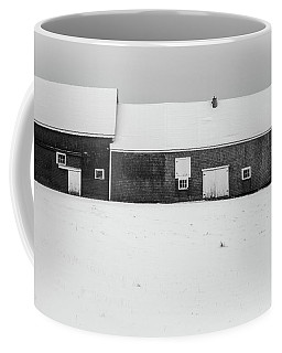 Coffee Mug featuring the photograph Down East Maine  by Trace Kittrell