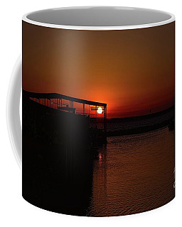 Coffee Mug featuring the photograph 15 Minutes by Diana Mary Sharpton