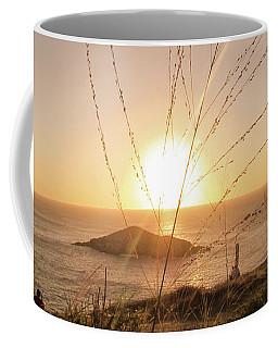 Sunset Coffee Mug by Cesar Vieira