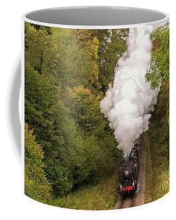 1501 Gwr Pannier  0 - 2 - 0  Coffee Mug