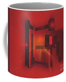 1502 In Orange 2017 Coffee Mug by John Krakora