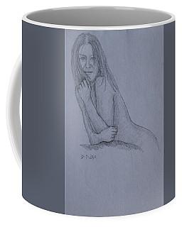 Nude Study Coffee Mug