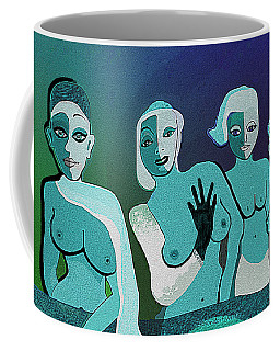 154   Fancy Ladies A Coffee Mug