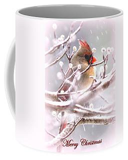 1554-003 Cardinal Coffee Mug