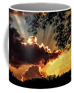 Coffee Mug featuring the photograph Appalachian Sunset by Thomas R Fletcher