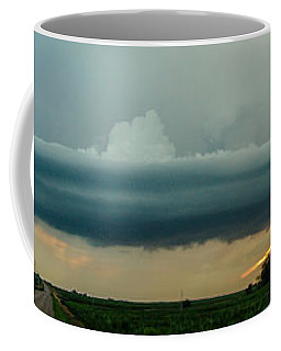 Mid Season Nebraska Supercell Coffee Mug
