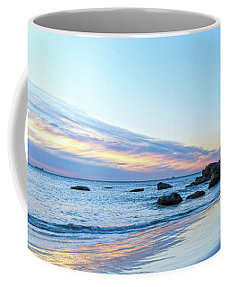 Rocky Daybreak Seascape Coffee Mug