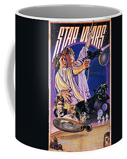 Star Wars Episode Iv - A New Hope 1977 Coffee Mug