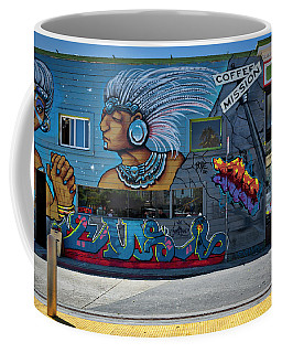 1662- Mission District Coffee Mug