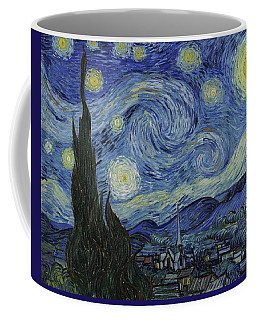 Outer Space Paintings Coffee Mugs