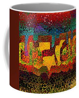 1732 Abstract Thought Coffee Mug