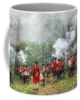 1763 Bushy Run British Counterattack Coffee Mug