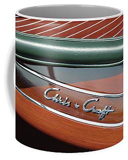 Classic Chris Craft Coffee Mug