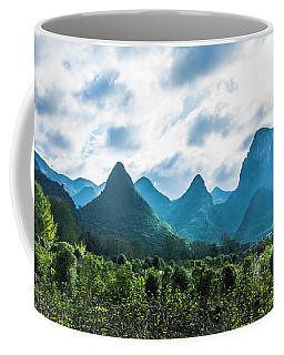 Countryside Scenery In Autumn Coffee Mug