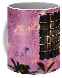 Coffee Mug featuring the photograph 18 Rectangles  by Prakash Ghai