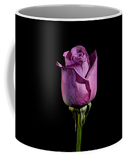 Single Rose Coffee Mug