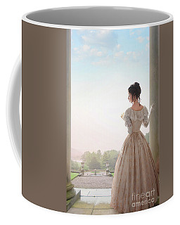 Victorian Woman Coffee Mug by Lee Avison