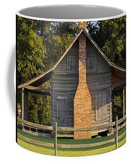 1844 Log Cabin Coffee Mug