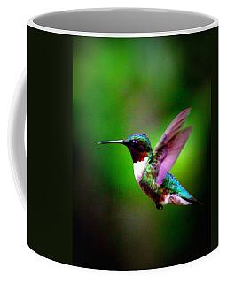 1846-007 - Ruby-throated Hummingbird Coffee Mug