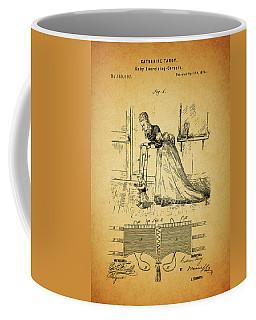 1874 Baby Exercising Corset Coffee Mug by Dan Sproul