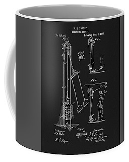1885 Exercise Apparatus Coffee Mug by Dan Sproul