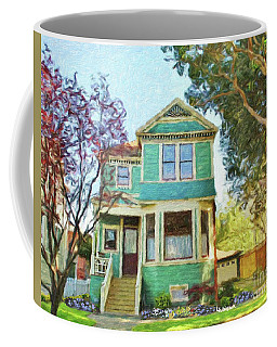 1890 Historical Beauty Coffee Mug