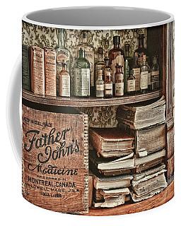 18th Century Pharmacy Coffee Mug