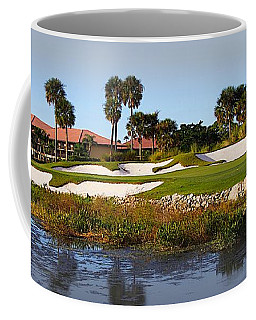 18th Hole Coffee Mug