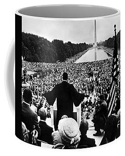 Martin Luther King Jr Coffee Mug