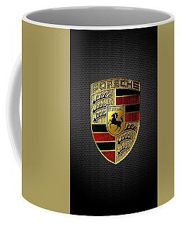 Porsche Logo Coffee Mug
