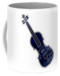 Violin Collection Coffee Mug