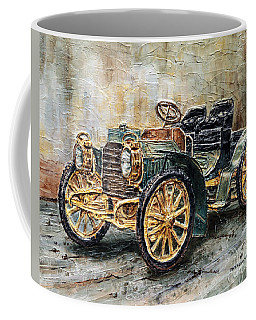 1901 Mercedes Benz Coffee Mug