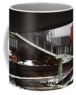 Coffee Mug featuring the digital art 1903 by David Blank