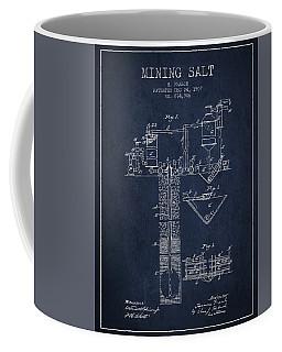 1907 Mining Salt Patent En36_nb Coffee Mug