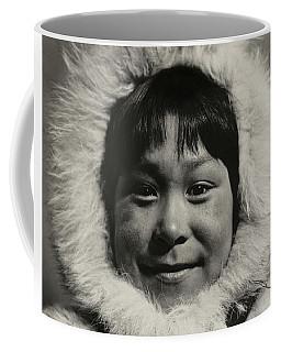 1910 Eskimo Child Coffee Mug