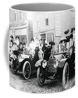 1914 Ladies Road Trip Coffee Mug