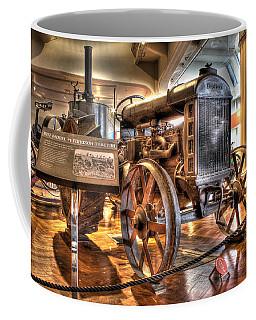 1917 Model 1 Fordson Tractor Dearborn Mi Coffee Mug