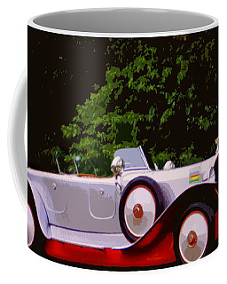 1921 Farman A6b Super Sport Torpedo Coffee Mug