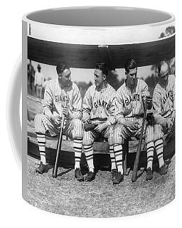 1924 Ny Giants Baseball Team Coffee Mug