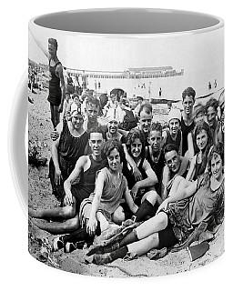 1925 Beach Party Coffee Mug