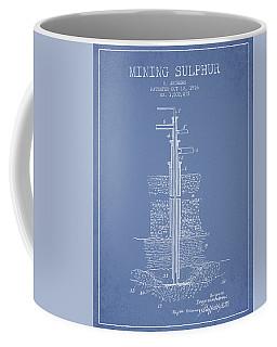 1926 Mining Sulphur Patent En37_lb Coffee Mug