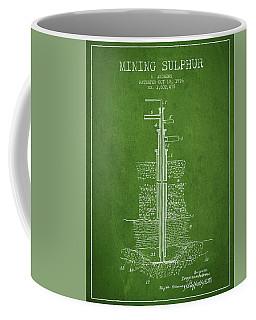 1926 Mining Sulphur Patent En37_pg Coffee Mug