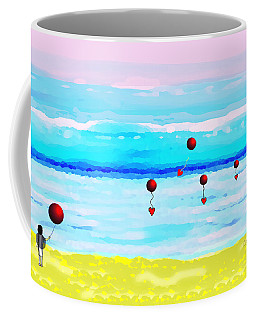 1926 -  Ocean Blue ... Coffee Mug