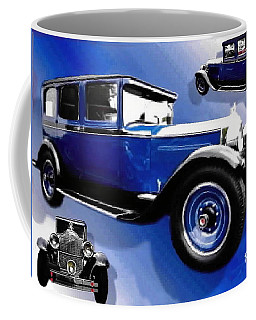 1927 Packard 526 Sedan Coffee Mug