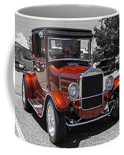 1928 Ford Coupe Hot Rod Coffee Mug by Chris Thomas
