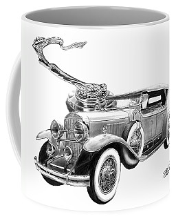 1929 Cadillac  Coffee Mug