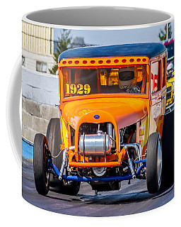Coffee Mug featuring the photograph 1929 Ford by Bill Gallagher