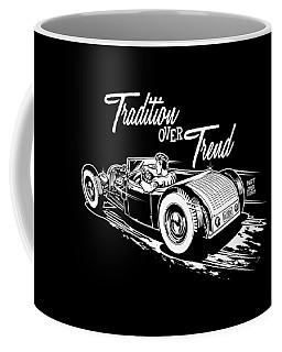 1929 Roadster Design Coffee Mug