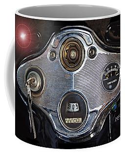 1931 Ford Model A Dashboard Coffee Mug by David and Lynn Keller
