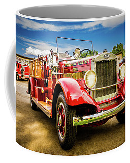 1931 Mack - Heber Valley Fire Dept. Coffee Mug